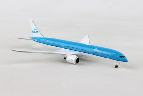 """KLM Boeing B787-9 Dreamliner PH-BHO """"Orchidee"""" Herpa 528085-002 scale 1:500"""