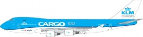 KLM Cargo Boeing 747-400 100 Years  PH-CKB die-cast Phoenix 11591 scale 1:400