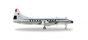 "KLM Convair CV-340 PH-TGD ""Pieter Brueghel"" Herpa 559393 scale 1:200"