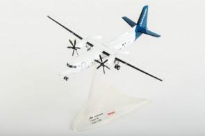 """KLM Fokker 50 Cityhopper PH-KVC F-50 """"Stavanger"""" Herpa 559652 scale 1:200"""
