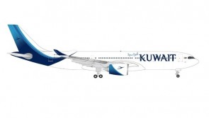 Kuwait Airbus A330-800neo F-WTTO Herpa wings 534635 scale 1:500