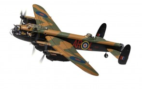 Lancaster I RAF Battle of Britain Memorial Flight Corgi CG32626 scale 1:72