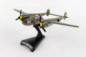 Lockheed P-38J Lightning Skidoo 162 Postage Stamp PS5362-4 Scale 1-115