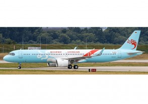 Loong Air A321neo B-323U JC Wings LH4CDC264 scale 1:400