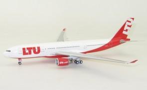 LTU Airbus A330-200 Registration D-ALPA InFlight IF3320317 Scale 1-200