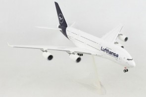 "Lufthansa Airbus A380-800 D-AIMB new ""Deep Blue"" livery Herpa 559645 scale 1:200"