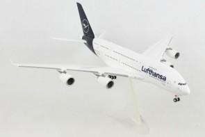 "Lufthansa Airbus A380-800 D-AIMB new ""Deep Blue"" livery Herpa 559645 scale 1:200"