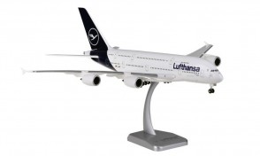 Lufthansa Airbus A380 D-AIMB new livery Hogan with gear HGDLH002 scale 1:200