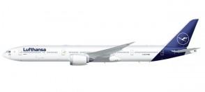 Lufthansa Boeing 777-9 D-ABTA Launch 777X Customer Herpa 533904 scale 1:500