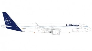 Lufthansa Neo Airbus A321neo D-AIEA new livery Herpa HE534376 scale 1:500