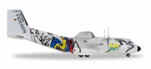 Luftwaffe Transall C-160 50+48 61-MA Air Transport Wing 61 50th anniversary 559201 scale 1:200