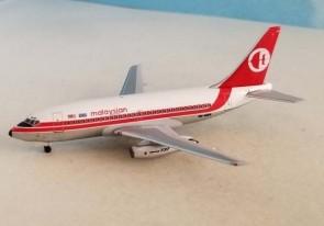 Malaysian Boeing 737-200 9M-MBB AeroClassics AC419948 scale 1:400