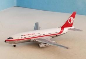 Malaysian Boeing 737-200 9M-MBJ AeroClassics AC419949 scale 1:400