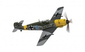 Messerschmitt Bf 109E-7/B 'Blue H' Triangle II Luftwaffe Ground Support 1942/43 Corgi CG28007 scale 1:72