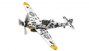 Messerschmitt Bf 109G-2 Hans Joachim Marseille, 3./JG 27 Quotaifiya Egypt 1942 Corgi CG27109 scale 1:72