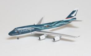 Misc Airline Boeing 747-400 B-HOY die-cast 04383 Phoenix scale 1:400