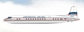 Continental Airlines (American) DC-6  N90962 die-cast Aeroclassics AC19477 Scale 1:400