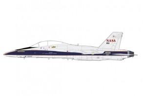 NASA F/A-18B Hornet N852NA California 2012 Hobby Master HA3564W scale 1:72