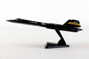 NASA SR-71 Blackbird YF-12 06937 by Postage Stamp PS5389-1 scale 1:200