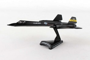 NASA SR-71 Blackbird YF-12 06937 by Postage Stamp models PS5389-1 scale 1:200