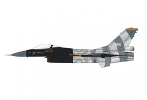 """Netherlands F-16AM Fighting Falcon RNLAF """"RIAT 2007"""" Hobby Master HA3893 scale 1:72"""