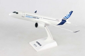 New Airbus A220-100 House CS100 C-FFDO Skymarks Supreme SKR957 scale 1-100