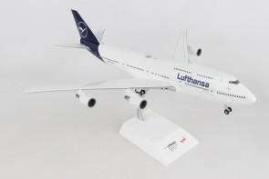 "New 2018 Livery Lufthansa Boeing 747-400 Metallic D-ABVM ""Kiel"" Herpa 559485 scale 1:200"