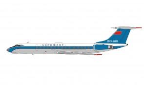 New mould Aeroflot Tupolev TU-134A Аэрофло́т CCCP-65655 die-cast 202006 scale 1:400