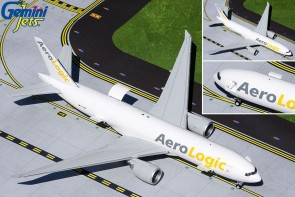 New Mould!  AeroLogic Boeing 777F Interactive Series D-AALD Gemini200 G2BOX949 scale 1:200