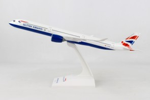 New Mould! British Airways Airbus A350-1000 G-XWBA with stand Skymarks SKR1035 scale 1:200