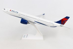 New Mould! Delta Airbus A330-900neo N401DZ stand Skymarks SKR984 scale 1:200