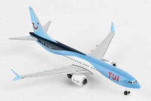 New Mould! TUIfly Deutschland Boeing 737Max D-AMAX Herpa Wings 532679 scale 1:500