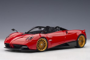 New! Red Pagani Huayra Roadster Rosso Monza 78287 AUTOart scale 1:18
