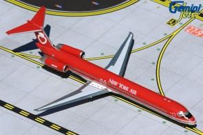 New York Air MD-80 N805NY MD-82 McDonnell Douglas Gemini Jets GJNYA1967 scale 1:400