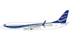 NewGen Airways Boeing 737-800 Scimitar SP-LWE NG models 58063 scale 1:400
