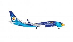 Nok Air Boeing 737-800 HS-DBP Petchnaamngern Herpa Wings HE534888 scale 1:500