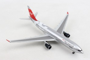Nordwind Airlines Airbus A330-200 VP-BYV Herpa 531771 scale 1:500