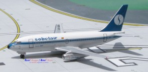 Sobelair B737-200  Reg# OO-SBS Aero Classics 1:400