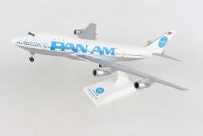 Pan Am 747-100 Juan Trippe stand N747PA Skymarks SKR998 scale 1-200