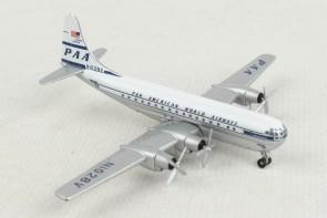 Pan American Stratocruiser Boeing 377 N1028V Herpa 533195 scale 1:500