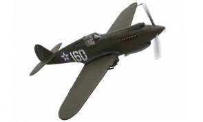 Pearl Harbor P-40B Warhawk USAAC 15th PG 47th PS White 155 Kenneth Taylor Wheeler Field HI December 7th 1941 corgi AA28105  scale 1:72