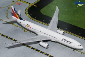 Philippines 75th. Years Airbus A330-300 RP-C8783 Gemini 200 Die-Cast G2PAL598 Scale: 1:200