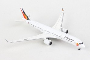 "Philippine Airlines Airbus A350-900 RP-C3508 ""Love Bus"" Herpa Wings 533836 scale 1:500"
