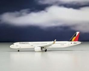 Philippines Airbus A321neo RP-C9933 AeroClassics AC419787 scale 1:400