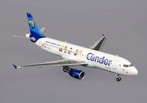 """Condor Airbus A320 """"Peanuts""""  HE554206  1:200 D-AICN"""