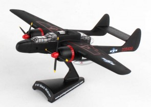 P-61 Black Widow Lady in the Dark Die-Cast by Postage Stamp PS5334-2 Scale 1:120