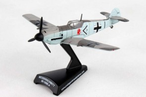 Messerschmitt  BF-109 Adolf Galland Postage Stamp PS5336-5 scale 1:100