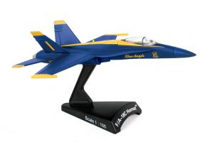 F/A-18E Blue Angels by Postage Stamp Models PS5338-1 scale 1:150
