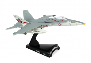 F/A-18E Wildcats VFA-131 by Postage Stamp Models PS5338-3 scale 1:150