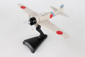 Zero A6M2 Japan WWII V-107 by Postage Stamp PS5343-4 Scale 1:97
